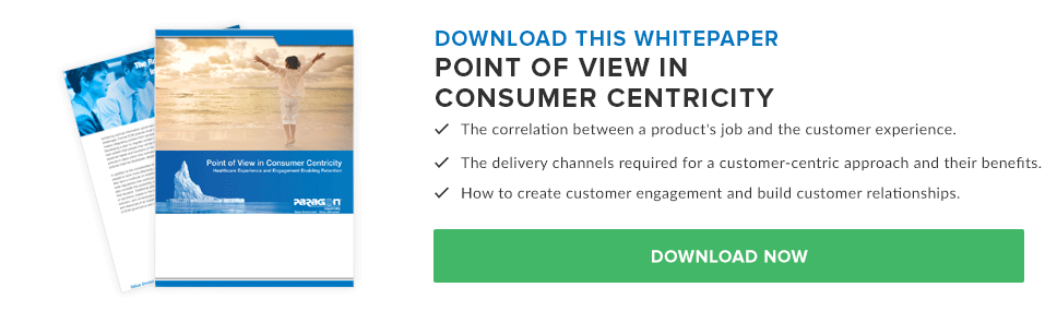 Point of View in Consumer Centricity