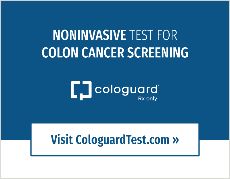 New Noninvasive Test for Colon Cancer Screening -- Cologuard -- Visit CologuardTest.com