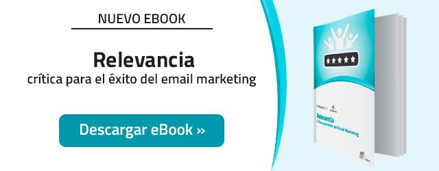 Relevancia: Crítica para el éxito de Email Marketing