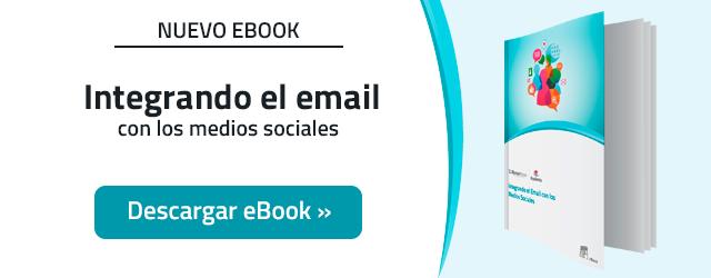 Integrando el Email con los Medios Sociales