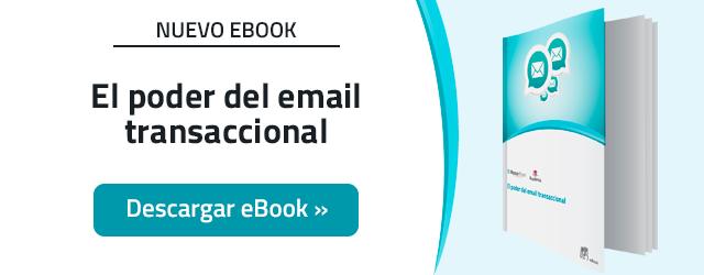 El poder del email transaccional