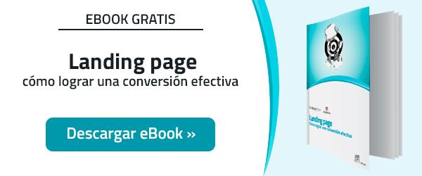Landing Page: Cómo lograr una conversión efectiva