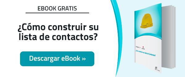 ¿Cómo construir su Lista de Contactos?