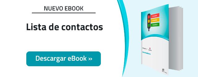 Lista de Contactos, Comprar - Arrendar - Construir