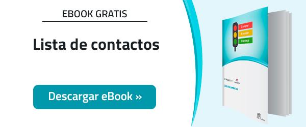 5 formas para ARMAR su lista de contactos
