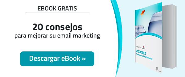 20 consejos para mejorar su email marketing
