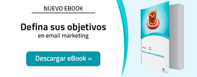 Baje el eBook: Defina sus objetivos en Email Marketing