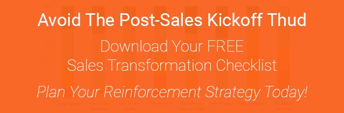 Avoid the Post-Sales Kickoff Thud Get Your FREE Sales Assessment Map Template