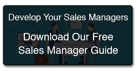 what makes a good sales manager guide