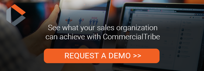 Request a Demo | CommercialTribe Sales Enablement Solution