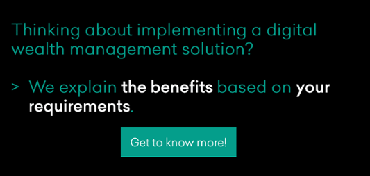 Digital wealth management Evolute Get to know more