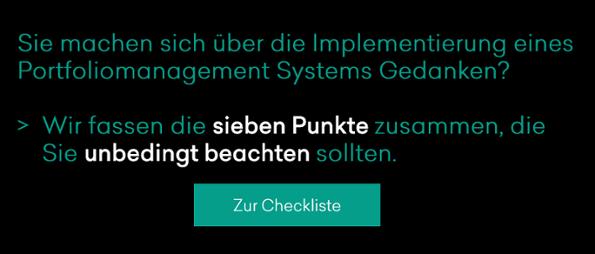 Digitale Vervmögensverwaltung Evolute PMS Portfoliomanagement System Checkliste