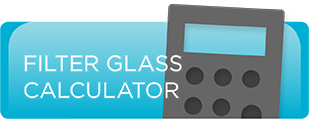 filter glass spectral calculator