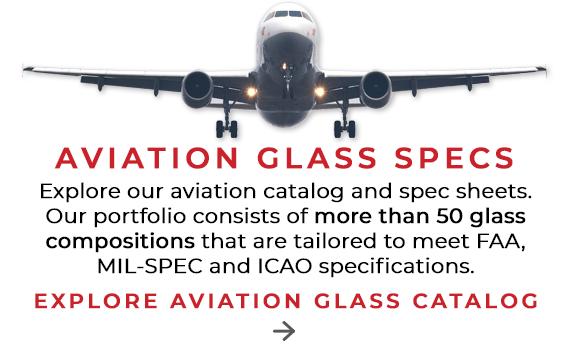 Explore Aviation Glass Catalog