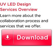UV LED Design Services