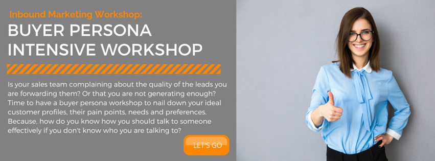Click here to schedule a consultation about a buyer persona workshop