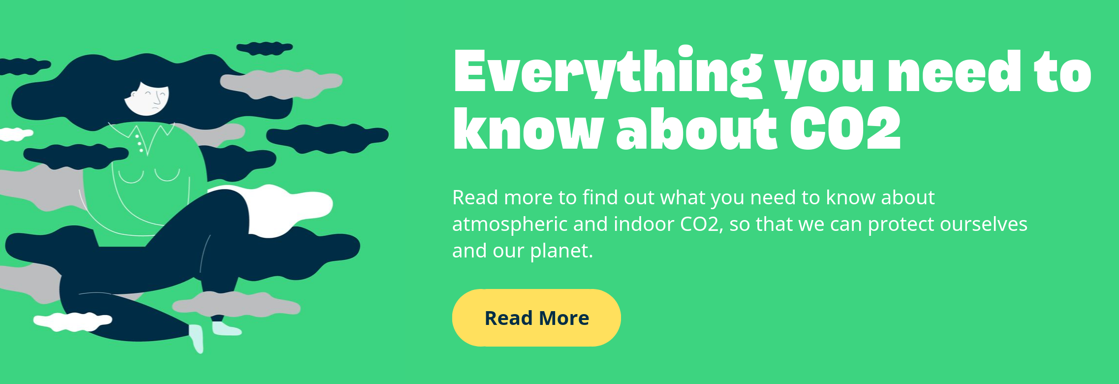 Everything you need to know about CO2