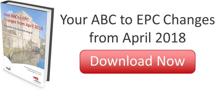 Your ABC to EPC Changes from April 2018