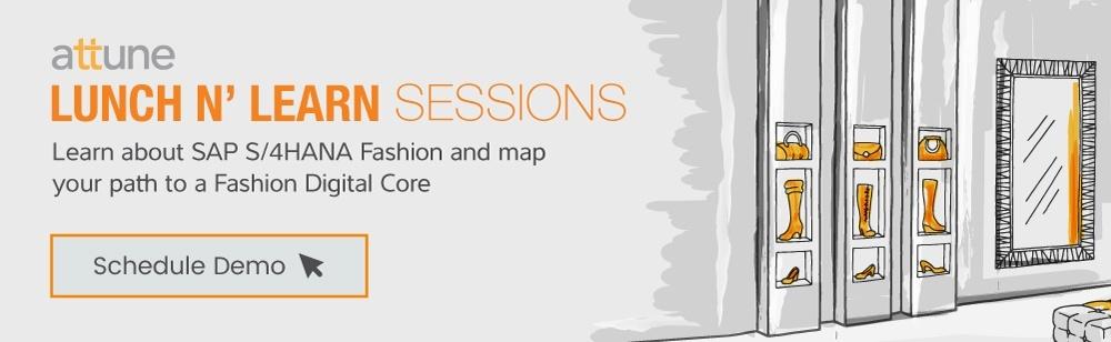 s4hana fashion retail sap fashion management