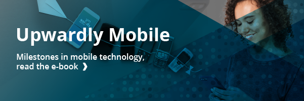 Upwardly mobile - milestones in mobile technology