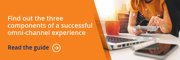 3 components of a successful omni-channel experience