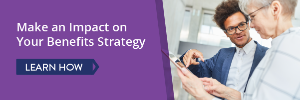 Make an impact on your benefits strategy