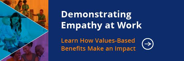values-based benefits