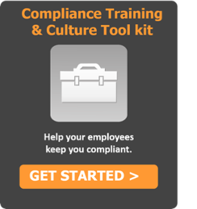 Compliance Training  & Culture Tool Kit