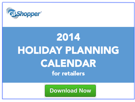 2014 Holiday Planning Calendar for Retailers