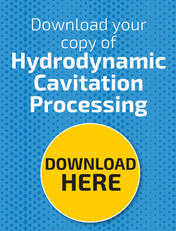 Hydrodynamic Cavitation Processing, a chemical process for a sustainable future