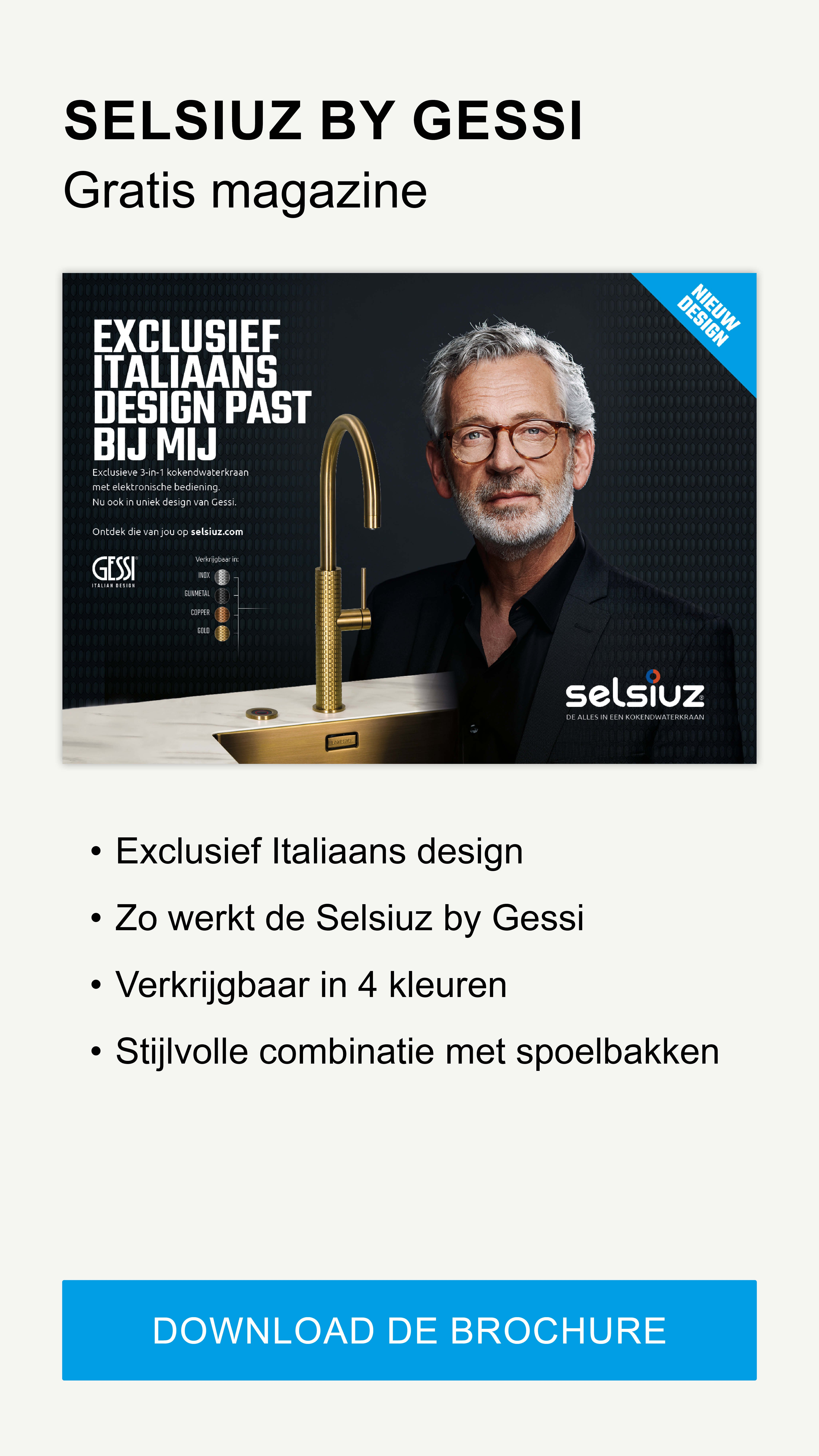Gessi brochures