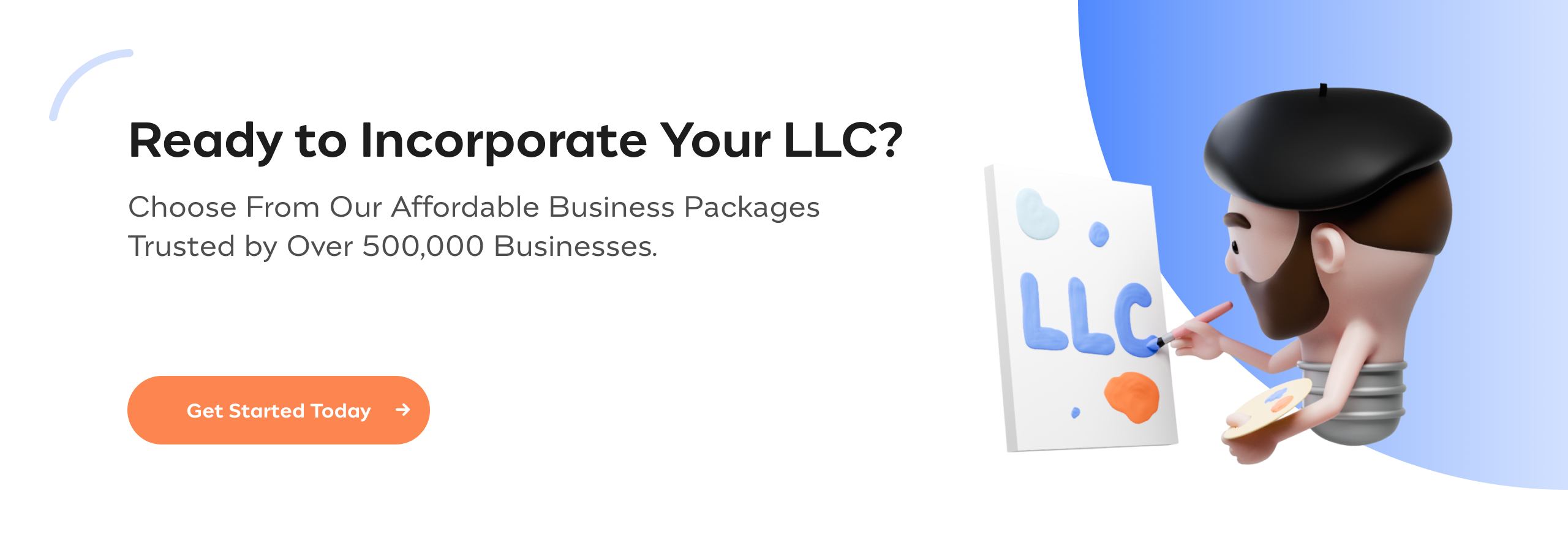 Incfile | LLC Formation | 250K Small Business | Incfile
