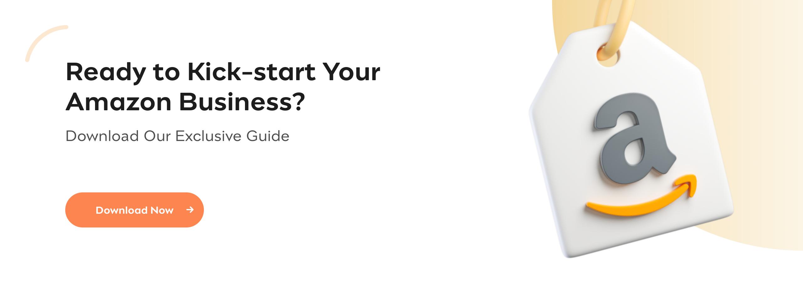 Start an Amazon Business