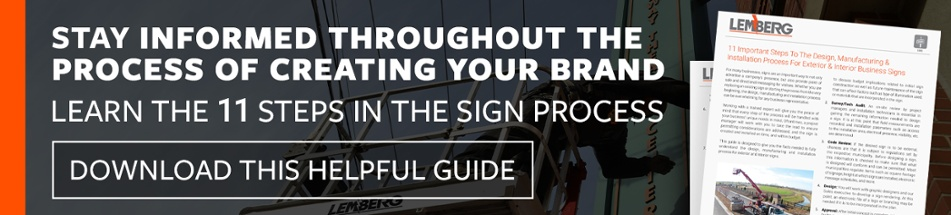Download 11 Important Steps to Sign Design, Manufacturing and Installation