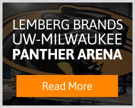 Lemberg Brands UW-Milwaukee Panther Arena