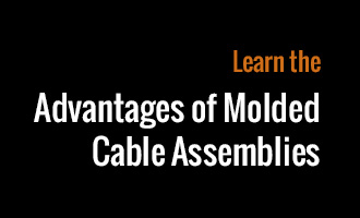 Learn the Advantages of Molded Cable Assemblies