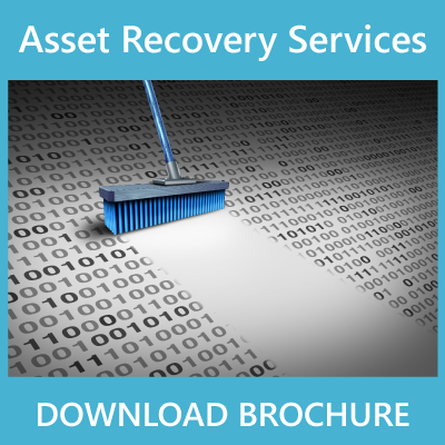 Asset recovery services