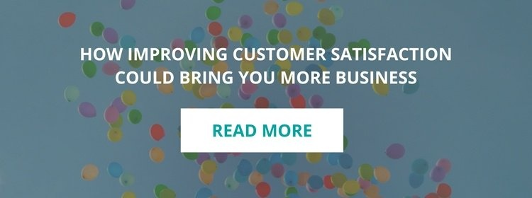 Improving customer satisfaction