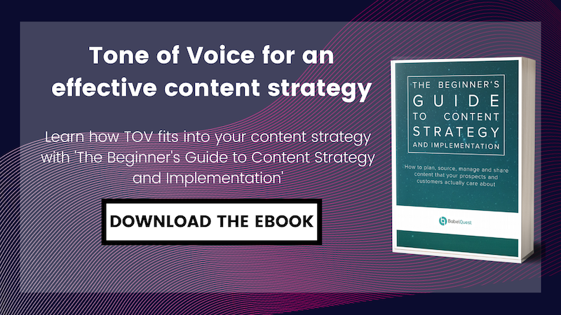 Download the ebook on Content Strategy to learn more