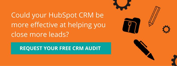 HubSpot CRM Audit