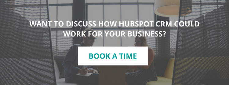 Find out about HubSpot CRM