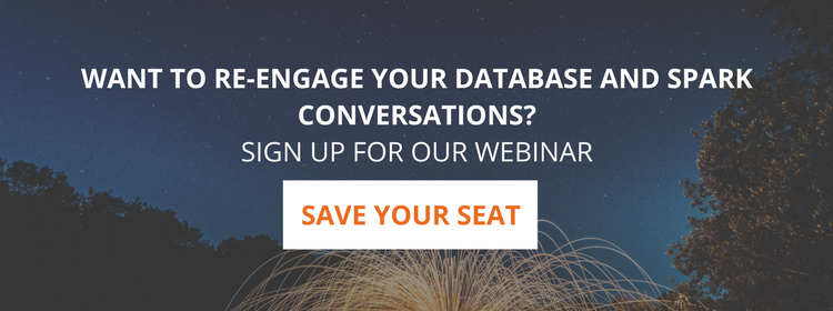 Re-engage your database