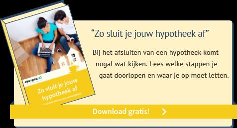 Download eBook Zo sluit je jouw hypotheek af