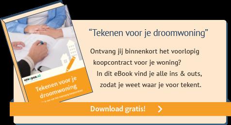 Download jouw eBook Tekenen voor je droomwoning