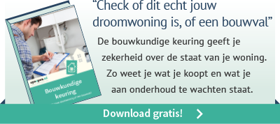 Download jouw gratis eBook Bouwkundige keuring