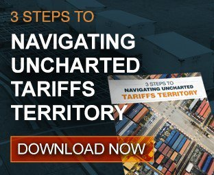 Click to Download our 3 Steps to Navigating Tariffs Guide