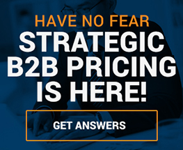 Download the B2B Pricing Report