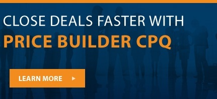 Win more quotes with Price Builder CPQ