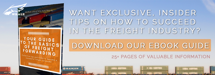 ebook guide to basics of freight forwarding