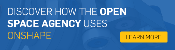 Discover how the Open Space Agency uses Onshape